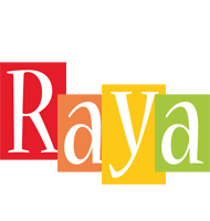 Raya colors logo