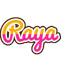 Raya smoothie logo