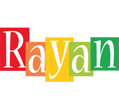 Rayan colors logo