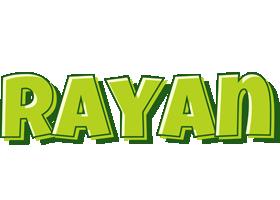 Rayan summer logo