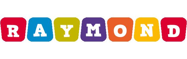 Raymond kiddo logo