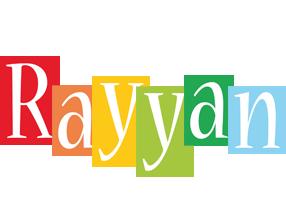 Rayyan colors logo