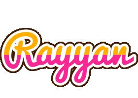 Rayyan smoothie logo