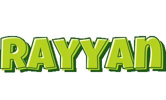 Rayyan summer logo