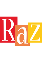 Raz colors logo