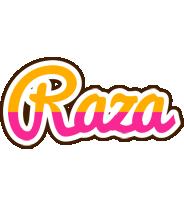 Raza smoothie logo
