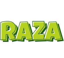 Raza summer logo