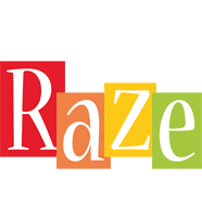 Raze colors logo