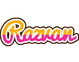 Razvan smoothie logo