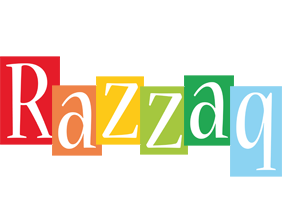 Razzaq colors logo