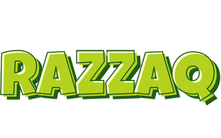 Razzaq summer logo