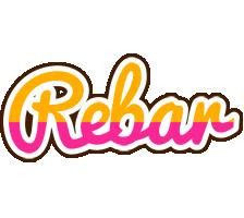 Rebar smoothie logo
