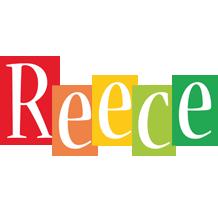 Reece colors logo