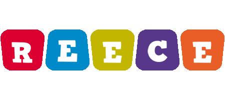 Reece kiddo logo