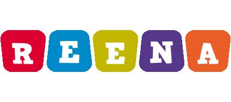Reena kiddo logo