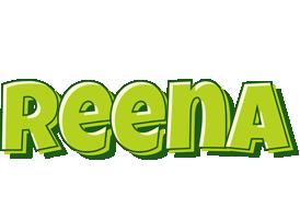 Reena summer logo