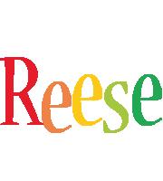 Reese birthday logo