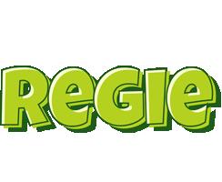 Regie summer logo
