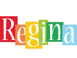 Regina colors logo