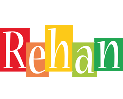 Rehan colors logo