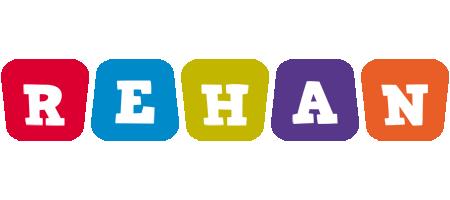 Rehan kiddo logo