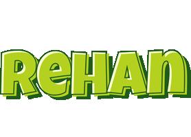 Rehan summer logo