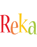 Reka birthday logo