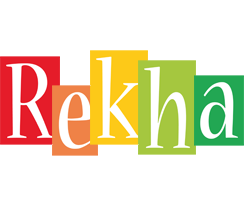 Rekha colors logo