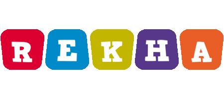Rekha kiddo logo