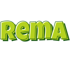 Rema summer logo