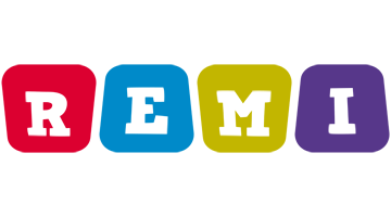 Remi kiddo logo