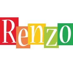 Renzo colors logo