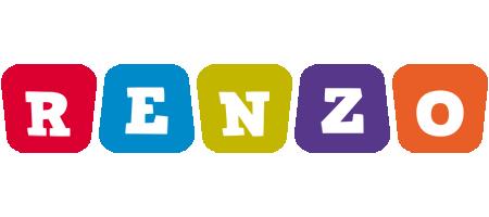 Renzo kiddo logo