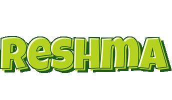 Reshma summer logo