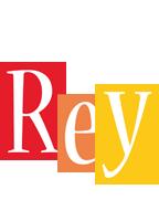 Rey colors logo