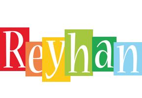 Reyhan colors logo