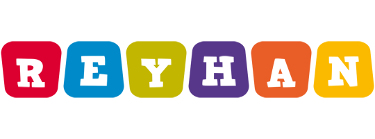 Reyhan kiddo logo