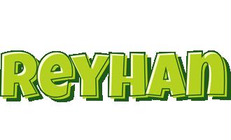 Reyhan summer logo