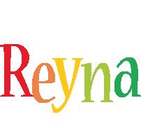 Reyna birthday logo