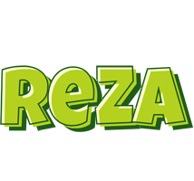 Reza summer logo