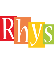 Rhys colors logo