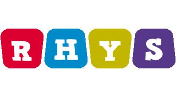 Rhys kiddo logo