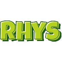 Rhys summer logo