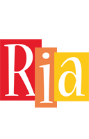 Ria colors logo