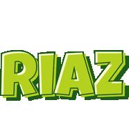 Riaz summer logo