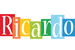 Ricardo colors logo