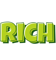 Rich summer logo