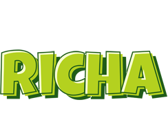 Richa summer logo