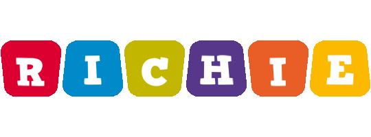Richie kiddo logo