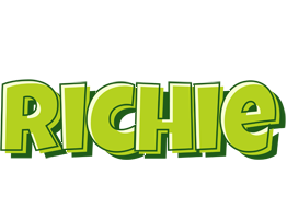 Richie summer logo